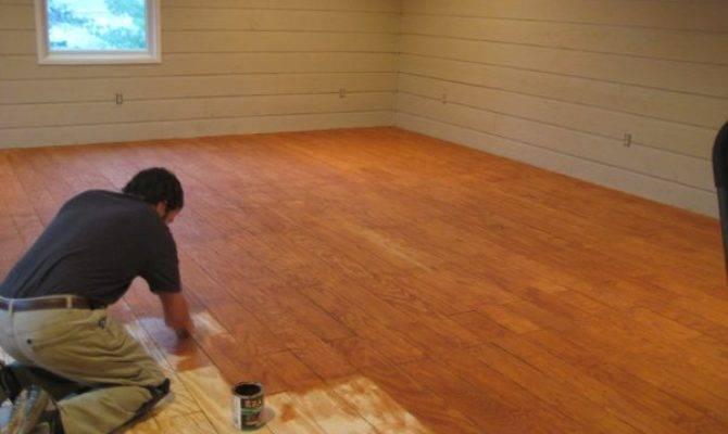 Diy Plank Flooring Cheap Quarry Orchard