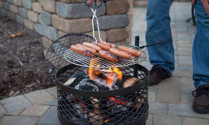 Diy Portable Fire Pit Ideas Your Self