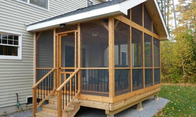 Diy Screened Porch Learn Screen