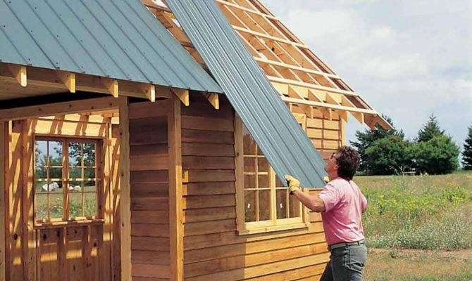 Diy Shed Building Tips Handyman