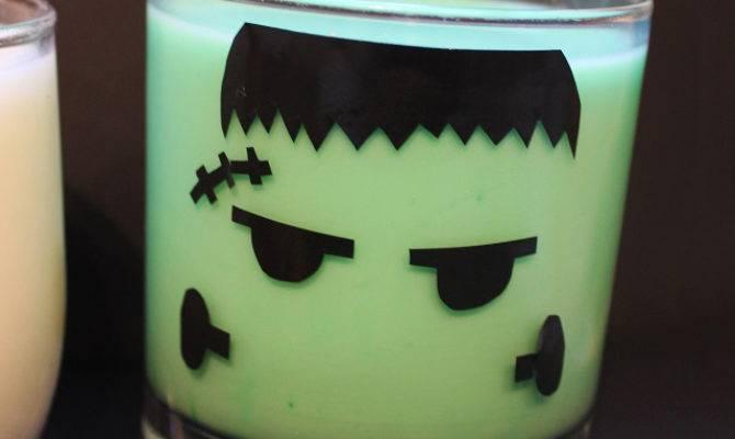 Diy Spooky Halloween Glasses
