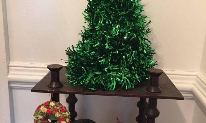 Diy Tabletop Christmas Tree Beanies Weenies