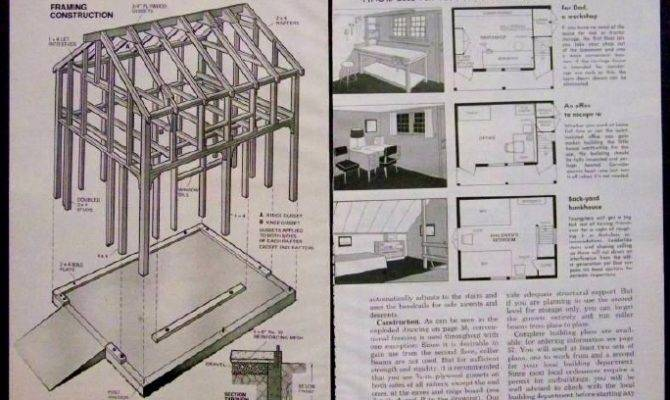 Diy Two Story Shed Plans
