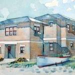 Dockside Dogtrot Coastal Living Southern House