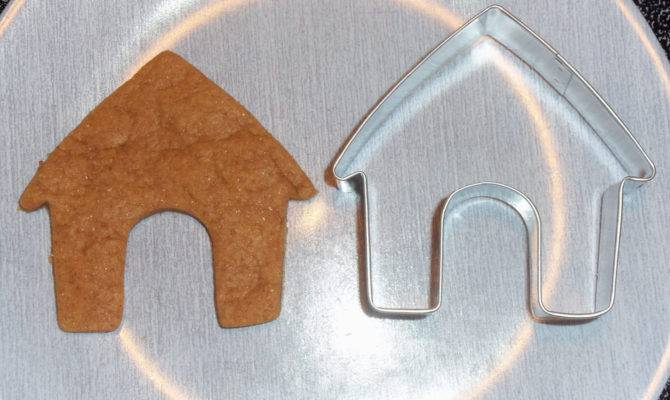 Dog House Cookie Cutter Inch Nuttypetlover Etsy