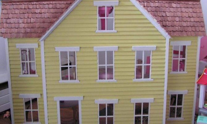 Doll House Plans Ana White Dream Dollhouse Diy