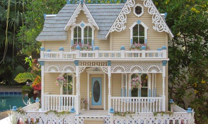 Dollhouses Robin Carey Darling House Victorian