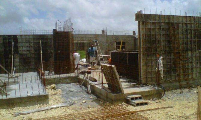 Dominican Contractor Introduce New Low Cost Method