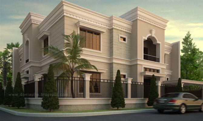 Doni Aulia Classic House