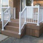 Door Front Porch Railing Ideas Deck
