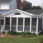 Door Hanger Screened Porch Diamond Decks Home Improvement