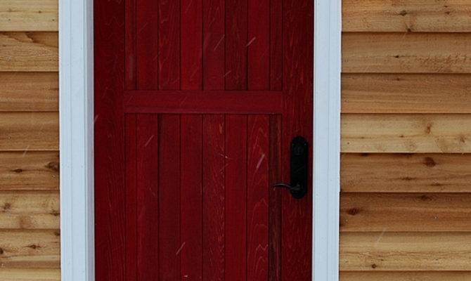 Doors Garage Side