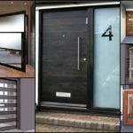 Doors Pinterest Modern Exterior Front Door Design