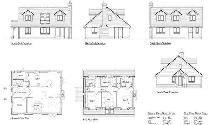 Dormer Bungalow House Plans Homes Floor