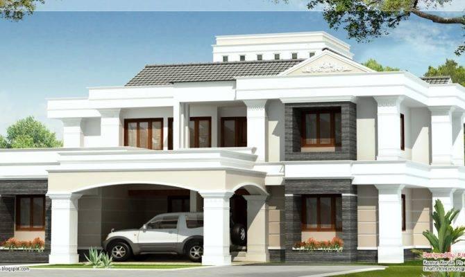 Double Floor Bedroom House Indian Plans