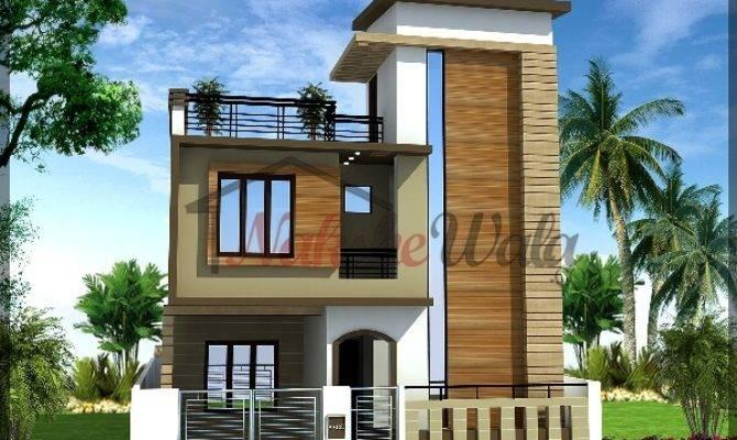 Double Floor House Plan Elevation Gurus