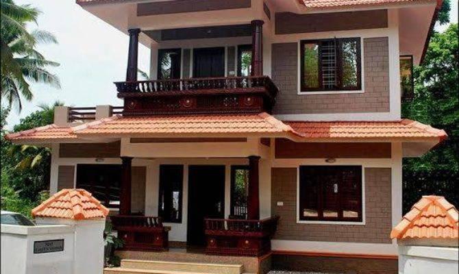 Double Floor Kerala Home Design Square Feet