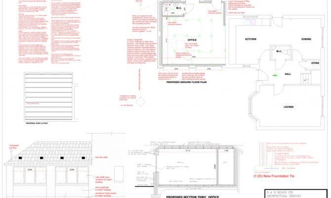 Double Garage Designs Conversion Plans Client