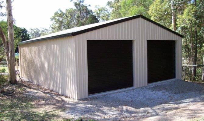 Double Garage Workshop