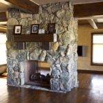 Double Sided Fireplace Style Pinterest