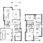 Double Storey Bedroom House Designs Perth Apg Homes