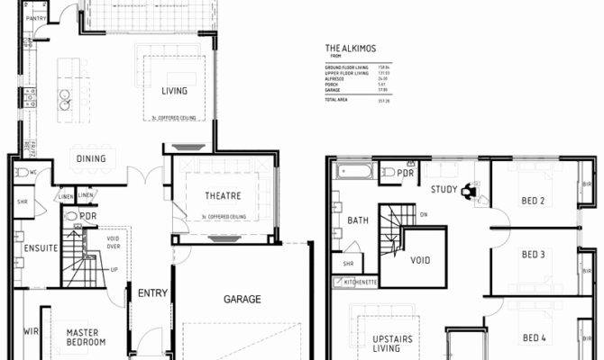 Double Storey House Plans Perth Awesome Fantastic
