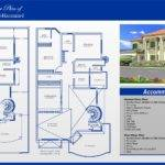 Double Storey Kanal House Plan Ground Floor First