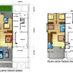 Double Storey Terrace Unit