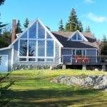 Down East Bold Coast Oceanfront Chalet Style Homeaway Lubec