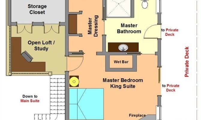 Down House Plans Master Suite Home Deco