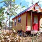 Downsizes Into Tiny Home