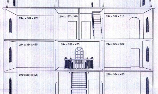 Downton Manor Dolls House Kit Latest Design Btk