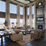 Dramatic Story Room Toll Brothers Inc