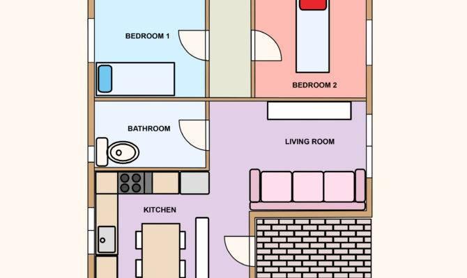 Draw Blueprints House Steps