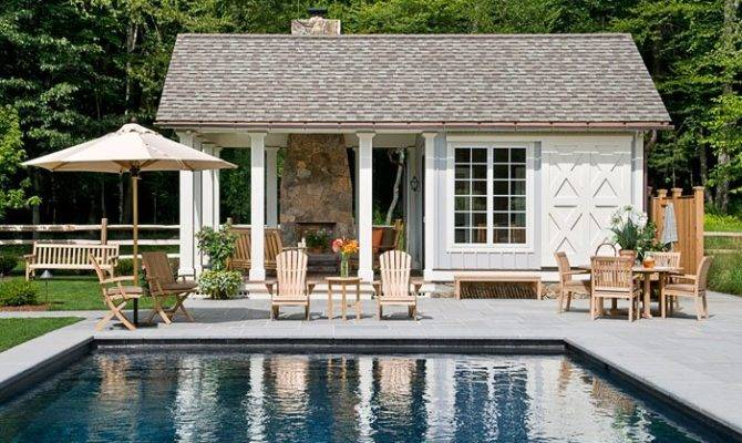 Drawing Board Pool Houses