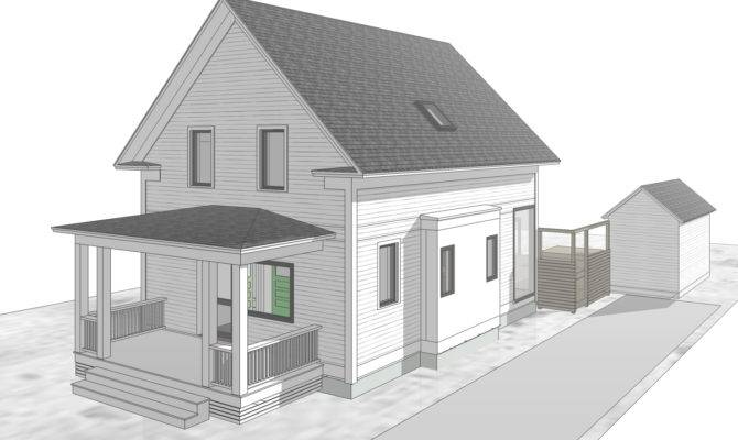 Drawing House Design