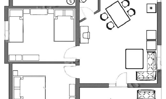Drawing House Map Build