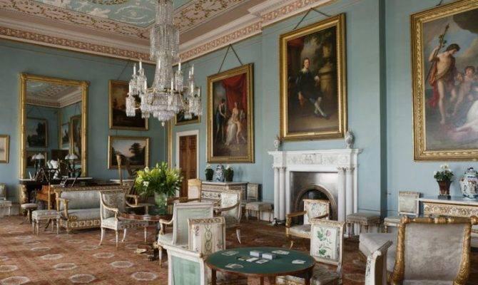 Drawing Room Attingham Park Shropshire National Trust