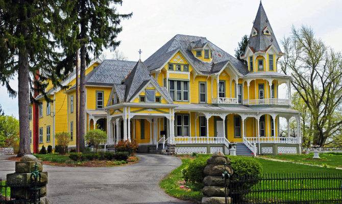 Dream American Victorian Houses Building Plans