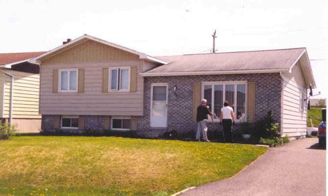 Dream Back Split House Architecture Plans