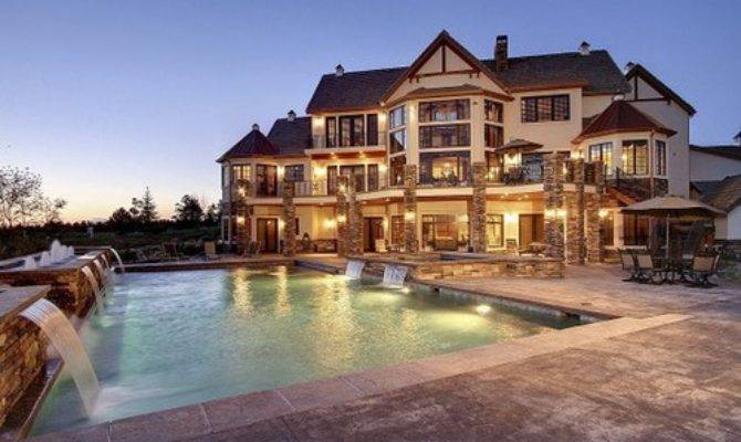 Dream Backyard Beautiful Castle