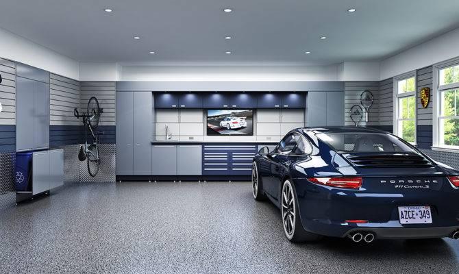 Dream Garage Designs Essential Features Work