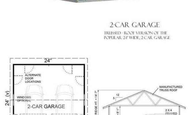 Dream Garage Floor Plans Pixshark