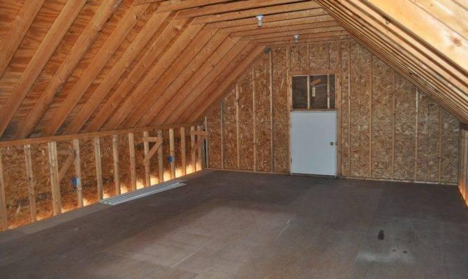 Dream Garage Plans Room Above Building