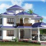 Dream Home Design Feet Kerala Floor Plans
