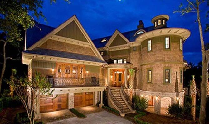 Dream Home Designs Eclectic Brick Wall Exterior Custom