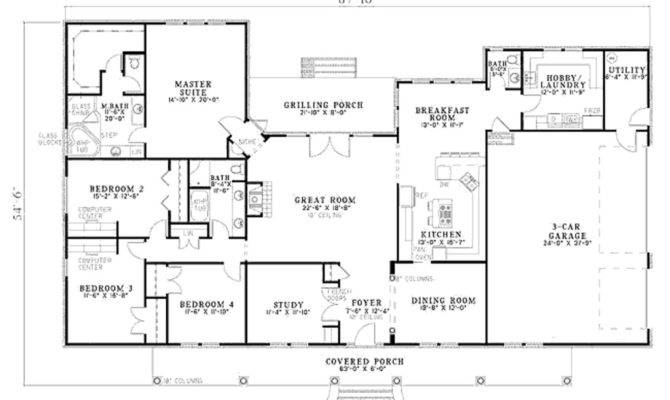 Dream Home Floor Plan Decodir