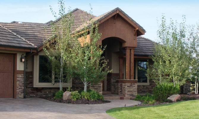 Dream Home Plan Garage Architectural