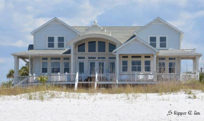 Dream House Beach Kitchen Houses