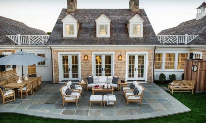 Dream House Cape Cod Architecture Bright Coastal